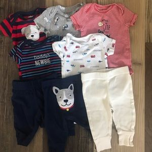 Baby boy puppy dog outfits